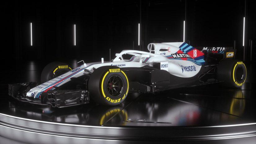 F1 | ウイリアムズF1、2018年型『FW41』を発表。過去のコンセプトから脱却、空力パフォーマンス向上を果たす