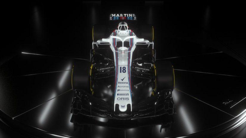 F1 | F1新車ギャラリー:ウイリアムズ『FW41』