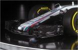 F1 | ウイリアムズF1、2018年型『FW41』を発表