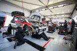ラリー/WRC | 【順位結果】WRC第2戦スウェーデン SS16後