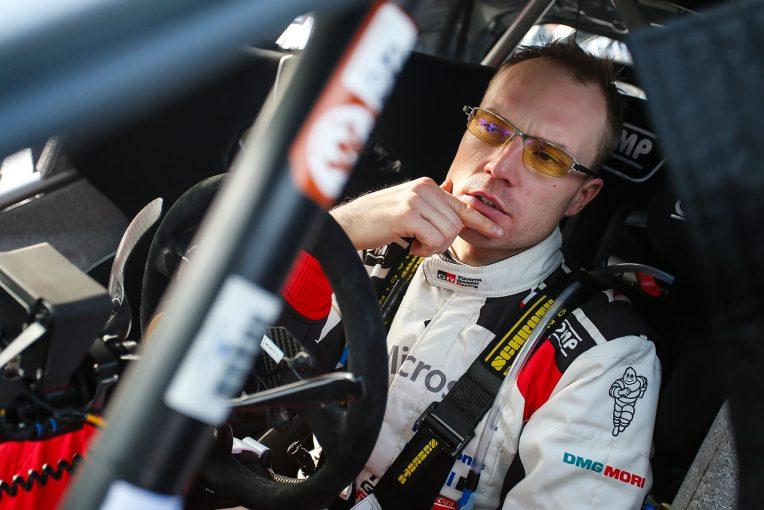 ラリー/WRC   ラトバラ「午後はクルマが思うように動かなかった」/WRC第2戦スウェーデン デイ3コメント