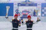 ラリー/WRC | 豊田章男社長、勝田のWRC2優勝を祝福「『日本人が日本車で戦うWRC』という夢に大きな可能性」
