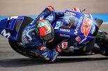 MotoGP | MotoGP:「ブレーキングに課題」とビニャーレス。ロッシは次回テストでの改善に期待