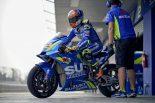 MotoGP | MotoGP:リンス、スズキの新型フェアリングに好感触。「トラクション向上に役立つ」