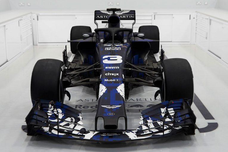F1 | F1新車ギャラリー:レッドブル『RB14』