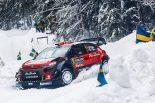 クレイグ・ブリーンが操るシトロエンC3 WRC