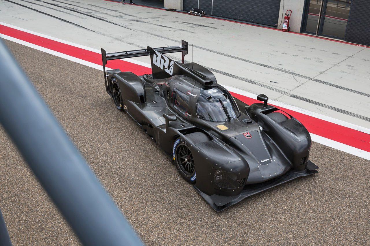 WEC:LMP1プライベーター3チームがアラゴンでテスト。『BR1』はル・マン仕様で走行か