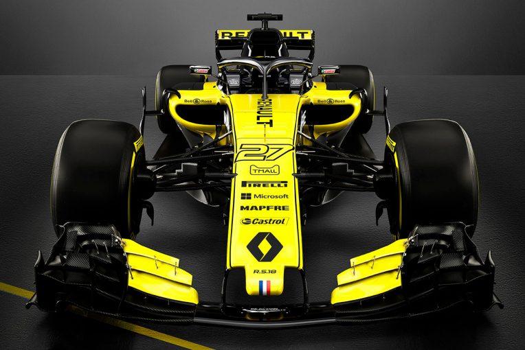 F1 | ワークス復帰から3年目となるルノーF1、新車『R.S.18』を正式発表