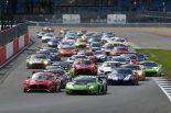 2017ブランパンGTシリーズ第4戦シルバーストン スタートシーン
