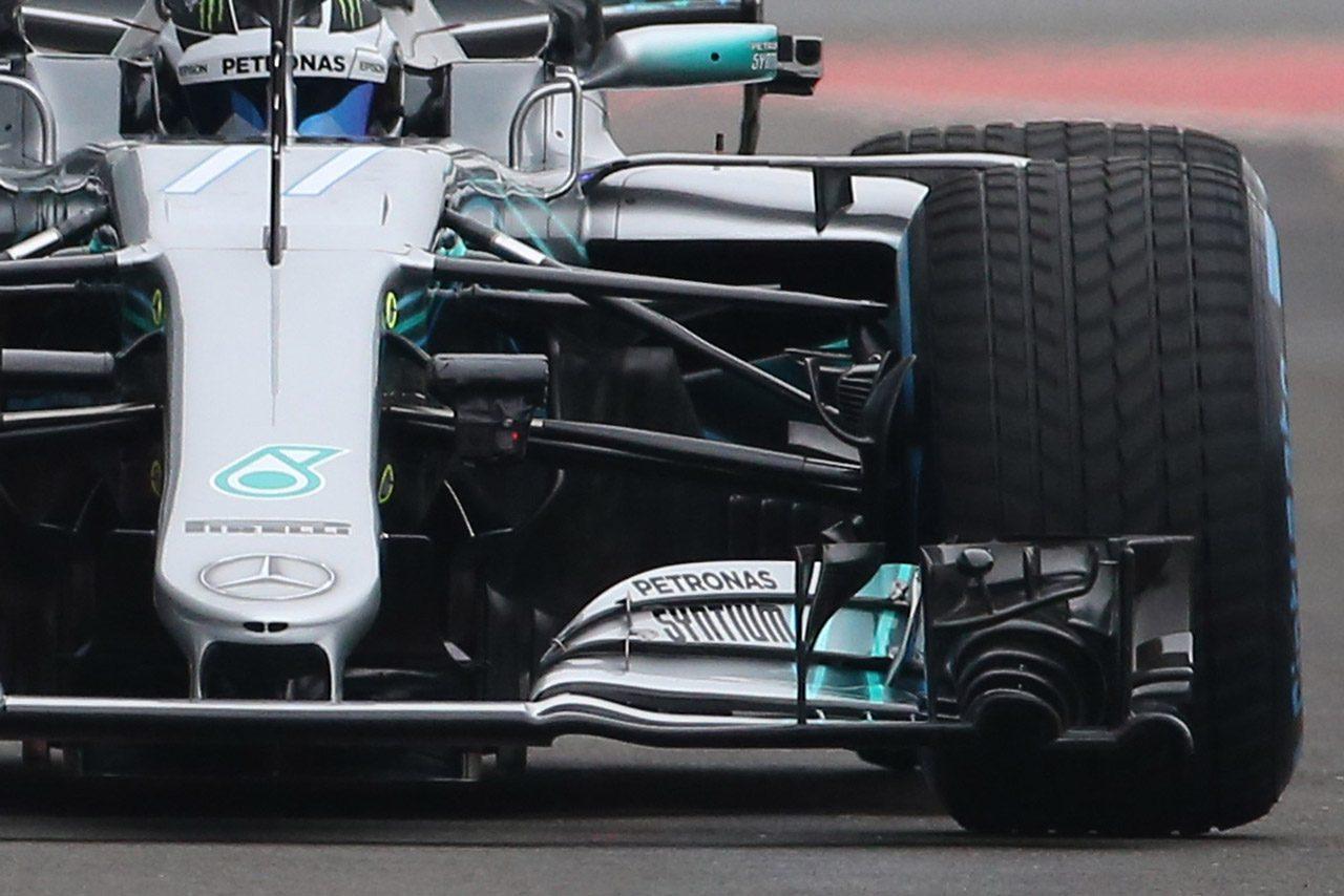 メルセデス F1 W09 EQ Power+