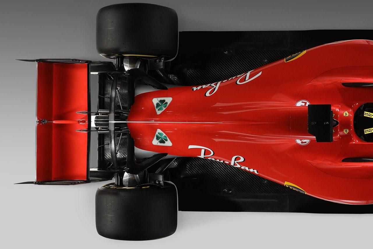フェラーリSF71H
