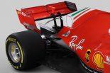 F1 | 【津川哲夫のF1新車チェック】英国系チームと一線を画す美しさと個性。最先端を進むフェラーリSF71H