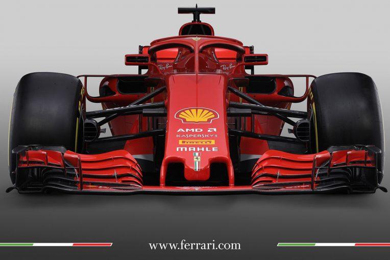 F1 | F1新車ギャラリー:フェラーリSF71H