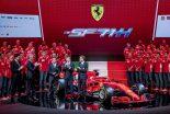 """F1   ベッテル「フェラーリF1『SF71H』は大きな進歩を果たした」タイトルもたらす""""隠れた魔法""""に期待"""