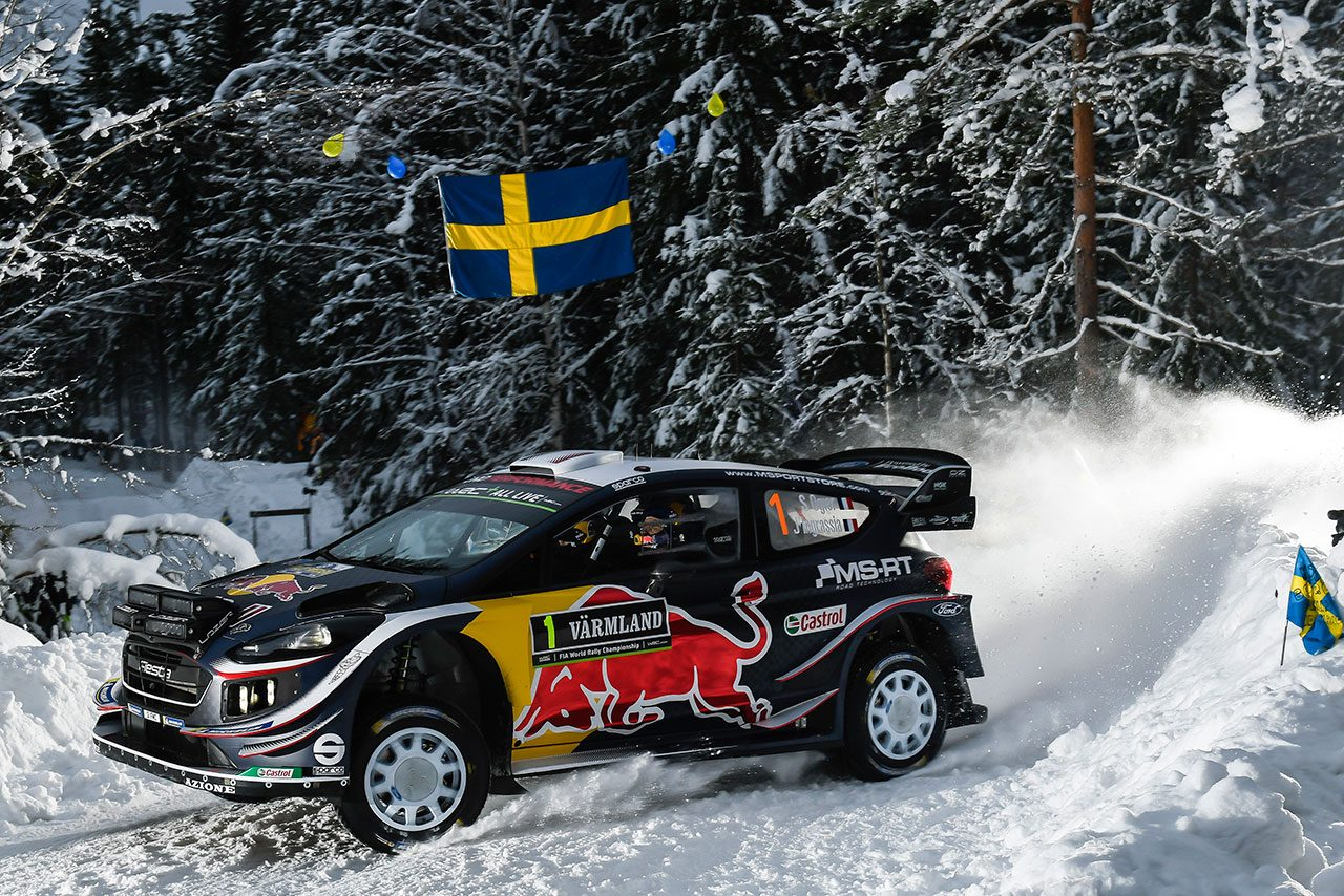 """WRC:第2戦スウェーデンで苦戦したMスポーツ、ポイント獲得のため遅刻の""""奇策""""講じる"""