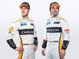 F1 | フェルナンド・アロンソ、ストフェル・バンドーン