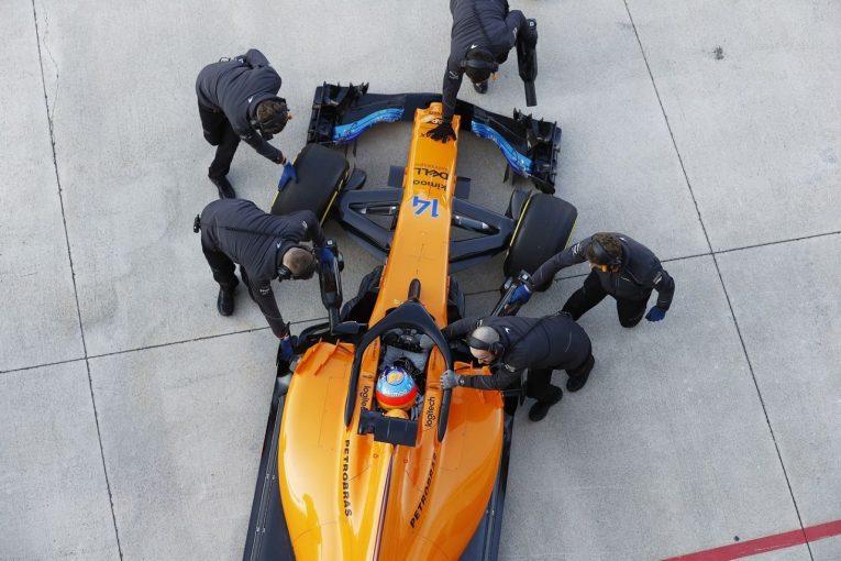 F1 | スペイン人ライターのF1便り:トラブル連発のマクラーレン。ホンダPUを載せていたらどうなっていただろう