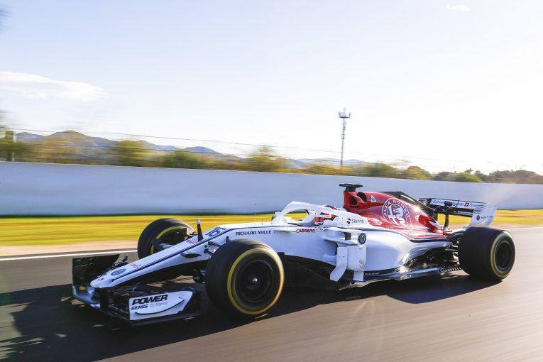 F1 | 【動画】アルファロメオ・ザウバーF1、『C37』のシェイクダウンを完了。エリクソン「最高の気分!」