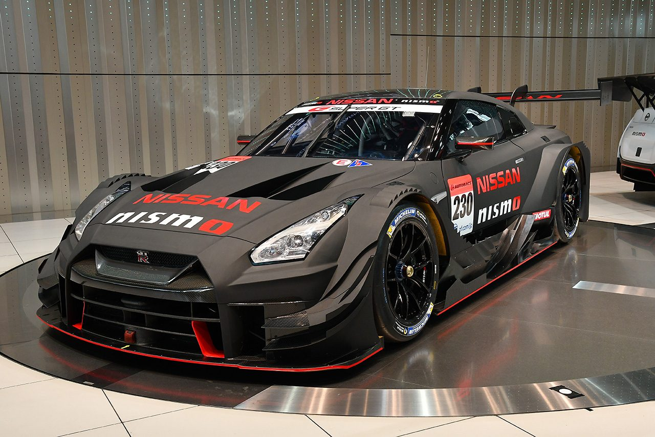 2018 NISMO GT3 and GT500 GTRs unveiled - R35 GT-R - GT-R Life