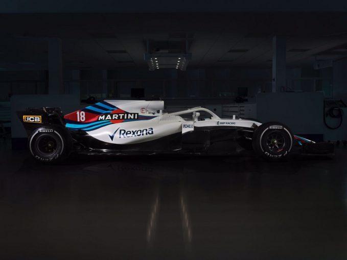 F1   ウイリアムズF1、『FW41』をシェイクダウン。クビカが走行