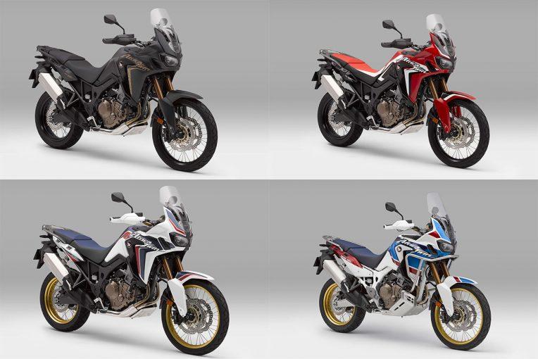 MotoGP | ホンダCRF1000Lアフリカツインに高速巡行性能を高めた新モデル登場。4月2日発売