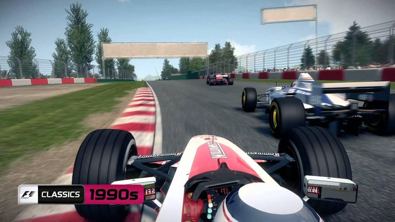 F1 2013』DLCで90年代レジェンド&名車も登場 – AUTOSPORT web