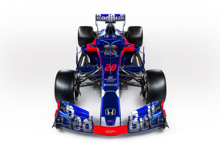 F1 | 【F1ギャラリー】トロロッソ・ホンダSTR13
