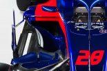 F1 | 【津川哲夫のF1新車チェック】結果を求めるには時期尚早のSTR13。ホンダPU換装の妥協型だが楽しみは多い