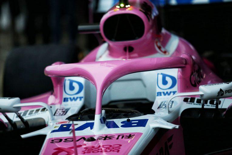 F1   【F1ギャラリー】フォース・インディアVJM11