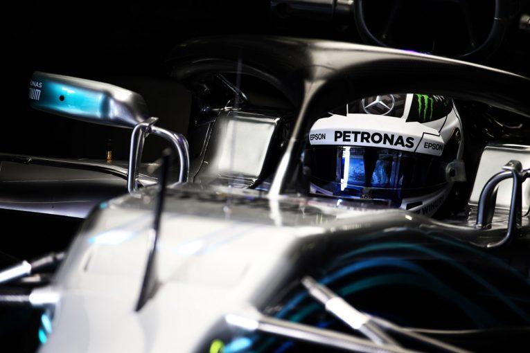 F1 | 【動画】メルセデスF1代表がハロを「チェンソーで切り落としたい」と新車発表会でバッサリ