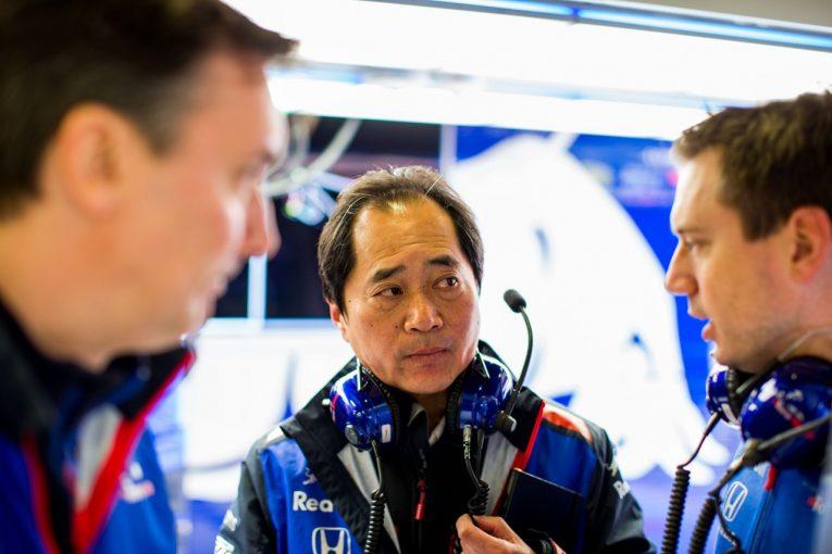 F1 | 【特別インタビュー】ホンダF1田辺豊治TDに聞く就任までの経緯と現場力、トロロッソとの手応え