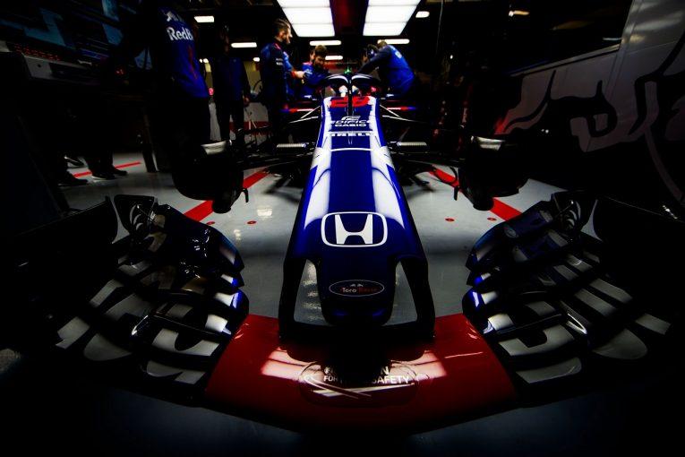 F1 | 「ホンダF1は信頼性、パフォーマンスともに大きく進歩した」トロロッソ代表、トラブルフリーのテストを喜ぶ