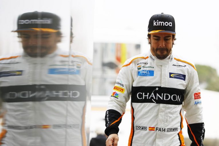 F1 | アロンソが2018年末でマクラーレンを離脱か。F1引退が濃厚との報道