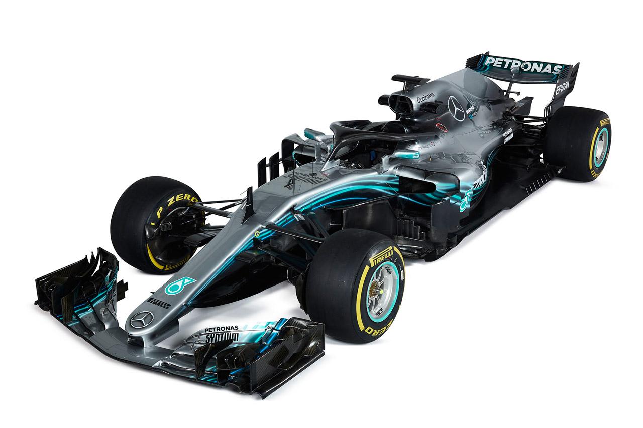 F1 | メルセデスAMG・ペトロナス・モータースポーツ 2018年