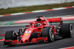 F1 | スクーデリア・フェラーリ