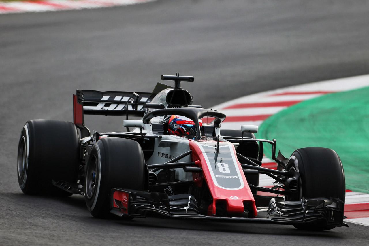F1 | ハースF1チーム 2018年