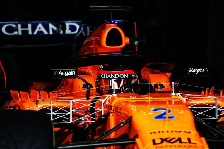 F1 | 【F1ギャラリー】第1回バルセロナテスト2日目