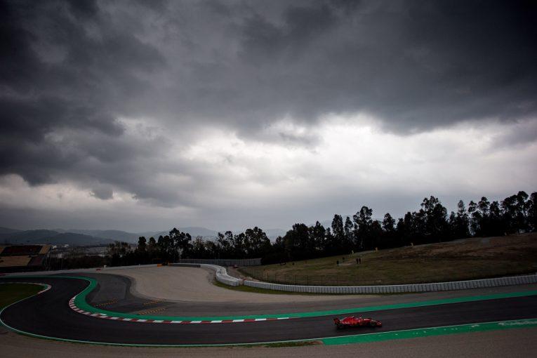 F1 | F1 Topic:ヨーロッパに異例の大寒波襲来。雪予報によりバルセロナテストが延期の可能性も