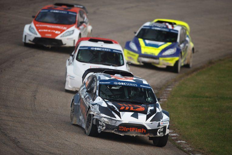 ラリー/WRC   北米ラリークロスGRC、最高峰クラスをワンメイク車ベースに転換。「ドライバー主体」に回帰