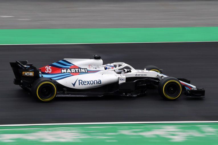 F1 | マルティーニがウイリアムズとのタイトルスポンサー契約を終了。F1から撤退へ