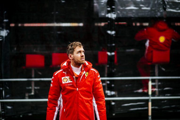 F1 | フェラーリF1のベッテル「大事なのは最速だったことではなく、約100周をトラブルなく走れたこと」
