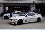 海外レース他 | ブランパンGTアジアに挑むBMW Team Studieが富士でM4 GT4をシェイクダウン