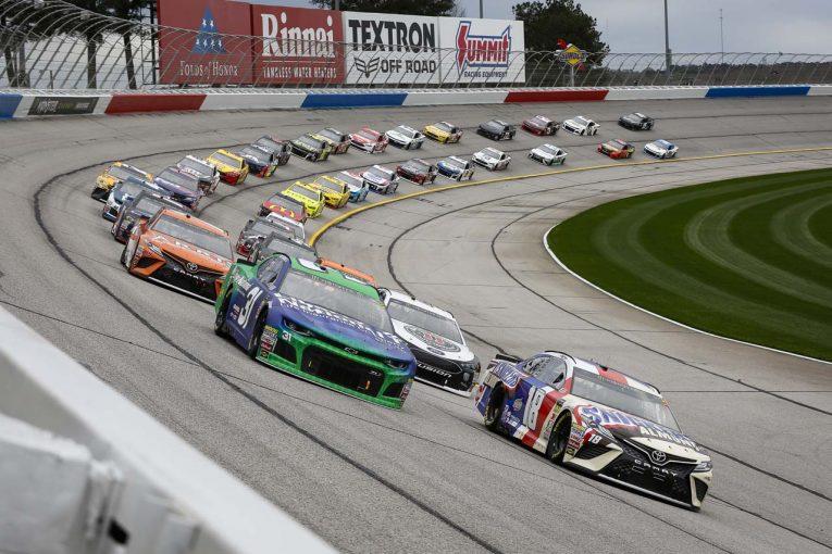 2018年NASCAR第2戦アトランタ
