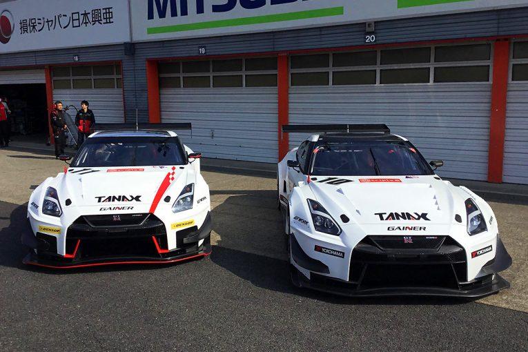 スーパーGT | スーパーGT:GT300チームが続々テスト実施。富士、もてぎで走行重ねる