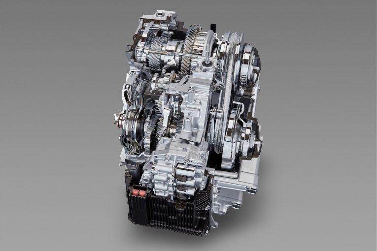 トヨタ、世界初の『発進ギヤ付きCVT』を含む、新TNGAパワートレーンを ...