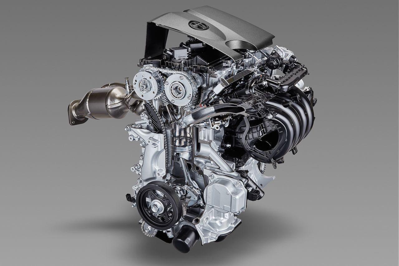 トヨタ、世界初の『発進ギヤ付きCVT』を含む、新TNGAパワートレーンを発表