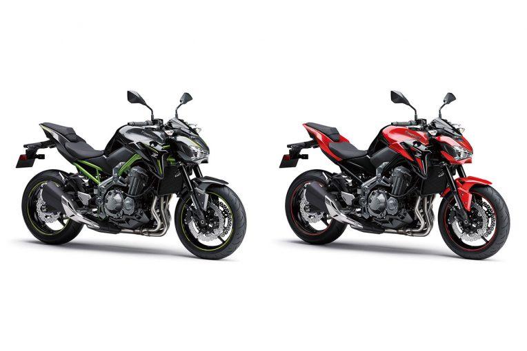 MotoGP   カワサキがZ900を発表。新カラーになったZ125PROとともに4月2日発売