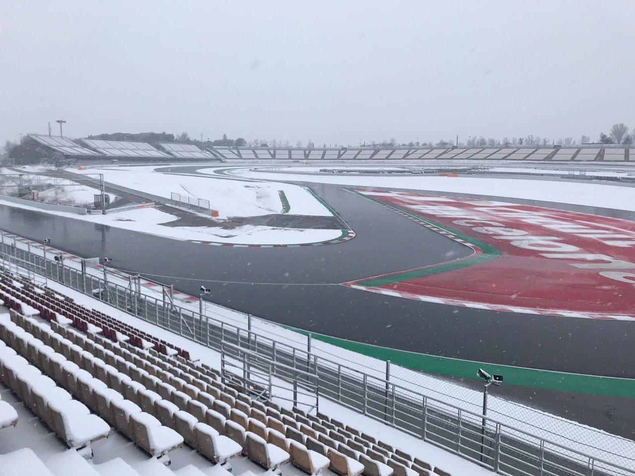 トロロッソ・ホンダF1密着3日目:レース本番に向けて練習した『グリッド・プロシージャー』とは?