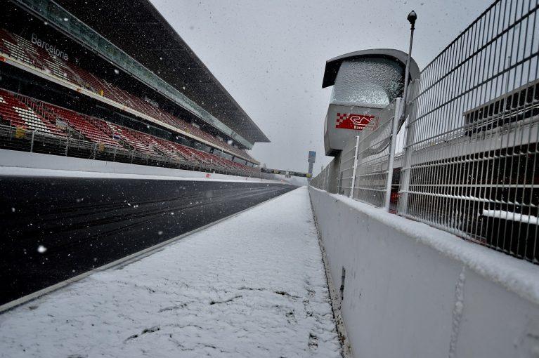 F1 | 悪天候で浮上したF1追加テスト案、2チームの反対で立ち消えに。「利己的」と怒りの声も