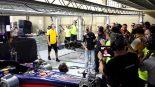 F1 | 【動画】RBRガレージでV8エンジン最後の咆哮